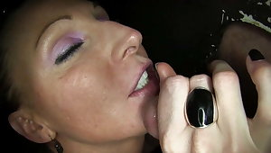 Sexy Vixen Causes Small Dick to Premature Cum in onds!