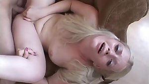 Fucking Her daddy For Fathers day
